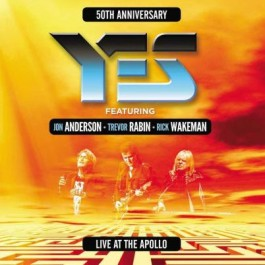 Yes Live At Apollo 50Th Anniversary CD2