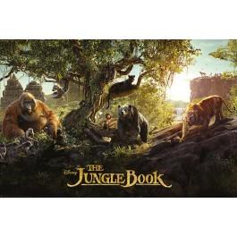 Pyramid International The Jungle Book Panorama POSTER