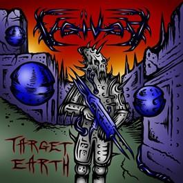 Voivod Target Earth CD