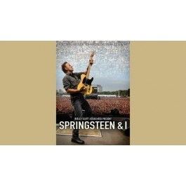 Bruce Springsteen Springsteen & I Documentary BLU-RAY