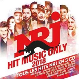 Various Artists Nrj Hit Music Only 2018 CD3