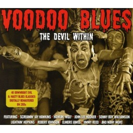 Various Artists Voodoo Blues Devil Within CD2