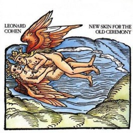 Leonard Cohen New Skin For The Old Ceremony CD