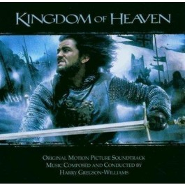 Soundtrack Kingdom Of Heaven CD