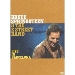 Bruce Springsteen & The E Street Band Live In Barcelona2 DVD2