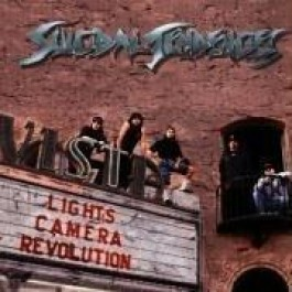 Suicidal Tendencies Lights Camera Revolution CD