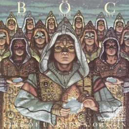 Blue Oyster Cult Fire Of Unknown Origin CD