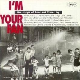 Various Artists Im Your Fan Leonard Cohen Songs CD