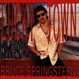 Bruce Springsteen Lucky Town CD