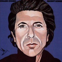 Leonard Cohen Recent Songs CD