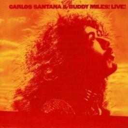 Carlos Santana & Buddy Miles Live CD