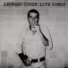 Leonard Cohen Live Songs CD