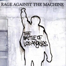 Rage Against The Machine Battle Of Los Angeles CD
