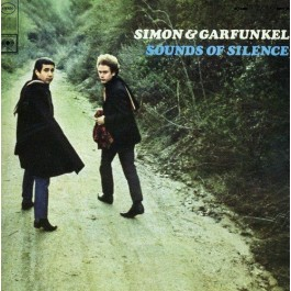 Simon & Garfunkel Sounds Of Silence CD