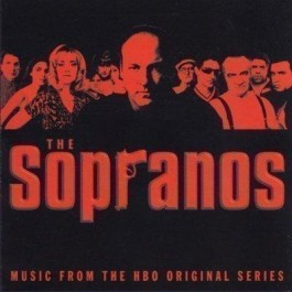 Soundtrack Sopranos CD