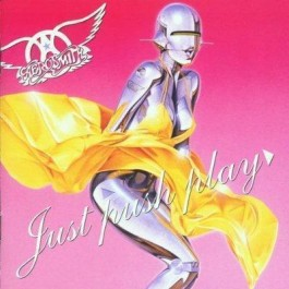 Aerosmith Just Push Play CD