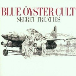 Blue Oyster Cult Secret Treaties CD