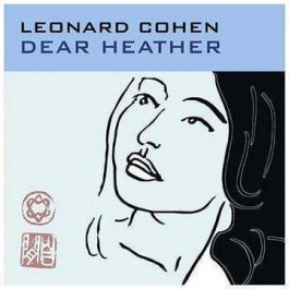 Leonard Cohen Dear Heather CD