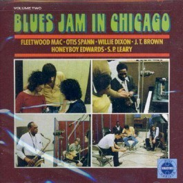 Various Artists Blues Jam In Chicago Vol.2 CD