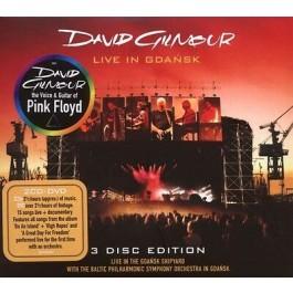 David Gilmour Live In Gdansk CD2+DVD