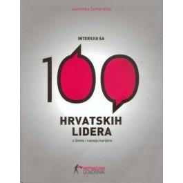 Jasminka Samardžija Intervju Sa 100 Hrvatskih Lidera KNJIGA