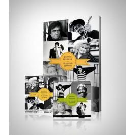 Knjiga Glazbene Legende 30 Vječnih Pjesama KNJIGA+CD2