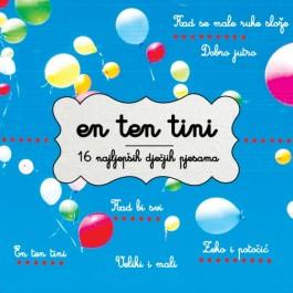 Razni Izvođači En Ten Tini KNJIGA+CD