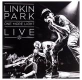 Linkin Park One More Light Live Limited Gold-Black Vinyl Rsd LP2