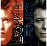 David Bowie Legacy The Very Best Of Bowie Limited 180Gr LP2