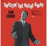 Sam Cooke Twistin The Night Away LP
