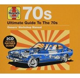 Various Artists Ultimate Guide To The 70S CD3
