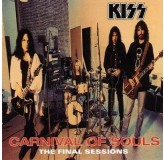 Kiss Carnival Of Souls Final Sessions LP