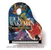 Rick Wakeman Piano Portraits CD