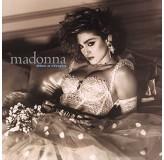 Madonna Like A Virgin Exclusive White Vinyl LP