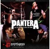 Pantera Live At Dynamo Open Air 1998 CD