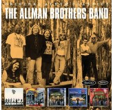 Allman Brothers Band Original Album Classics CD5