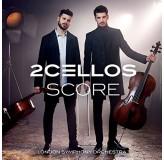 2Cellos Score CD