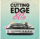 Various Artists Cutting Edge 80S LP2