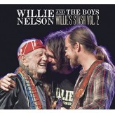 Willie Nelson Willie And The Boys Willies Stash Vol.2 CD