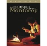 Jimi Hendrix Experience Live In Moterey DVD