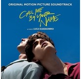 Soundtrack Call Me By Your Name CD