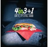 4In3+1 Eat It, Its Still Good CD/MP3