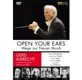 Various Artists Open Your Ears DVD6