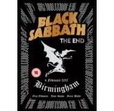 Black Sabbath The End - Birmingham 2017 DVD