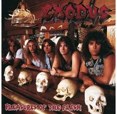Exodus Pleasures Of The Flesh CD