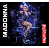 Madonna Rebel Heart Tour BLU-RAY+CD