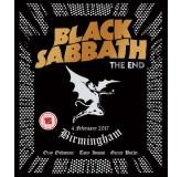 Black Sabbath The End - Birmingham 2017 BLU-RAY