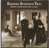 Esbjorn Svensson Trio When Everyone Has Gone CD
