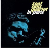 Zoot Sims Quartet In Paris CD
