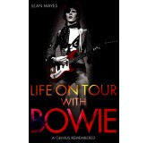 Sean Mayes Life On Tour With Bowie KNJIGA